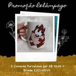 Canecas Personalizadas Porcelana Importada