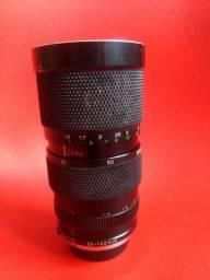 Título do anúncio: Lente Soligor 35-140mm 3.5 com anel macro integrado