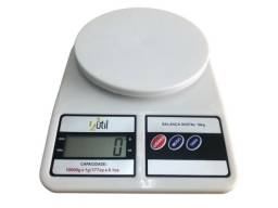 Balança Digital 10kg de Cozinha * Nova Acompanha Pilha *