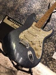 Guitarra Fender USA Deluxe Plus 96 customizada