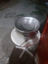 Maquina de fritar batata