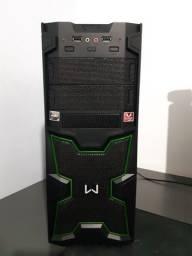 PC GAMER RYZEN + SSD COM WINDOWS 10 TOP