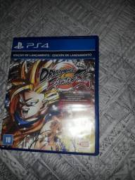 Dragon ball fighter z... ps4