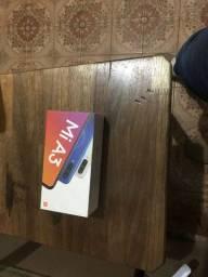 Xiaomi A3 128Gb 4RAM Tela queimada completo Estado de Novo