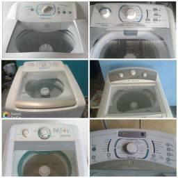 Compr/sua máquina de lavar roupa