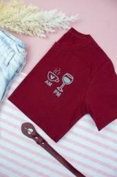T-shirts - Camiseta 100% algodão