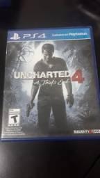 Uncharted 4 ps4 original