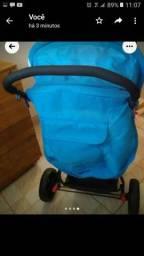 Vende carrinho de bebê