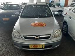 Corsa Sedan Premium 1.4 Com kit Gás G5 e Bancos de Couro!