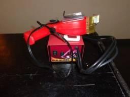 Frisador Olx Kloss com jogo de lâminas.