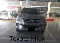 Toyota Hilux SW4 motor 2.8 modelo SRX Automatico e à diesel