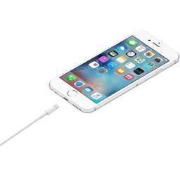 Cabo Carregador Lightning para USB (1m) Iphone 5 ao 11, Ipad, Ipod