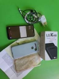 Lg k41s novo na caixa