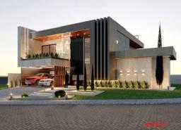 Título do anúncio: Condomínio Jardins Ibiza, casa em construção, alto padrão, 5 quartos, esquina