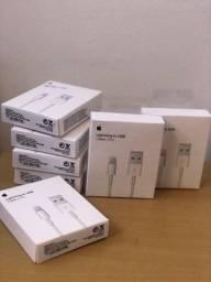 Cabos de iPhone originais (Lacrados, com 6 meses de garantia por nós)