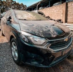 Título do anúncio: Sucata Chevrolet Prisma 1.4 ltz spe/4 (Aut) 2018