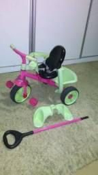 Triciclo Infantil Bandeirantes Smart Plus usado