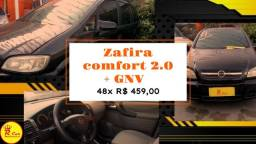 Título do anúncio: Zafira Comfort 2.0 + GNV