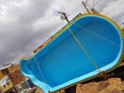 Piscina de fibra 9x 3,80 piscina de fibra Piscina de fibra BSB