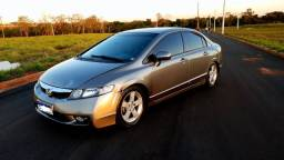 Civic LXS 2007 Manual com suspensão a ar