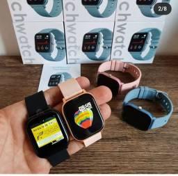Smartwatch P8 super preço (PRONTA ENTREGA)