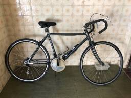 Bicicleta de corrida antiga