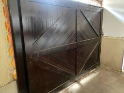 Título do anúncio: Portão madeira