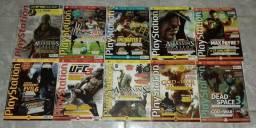 Revista Playstation (lote)