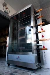 Maquina de frango de espeto