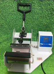 Máquinas de sublimação e personalização