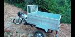 Triciclo caseiro