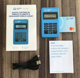 5 maquininhas de cartão mercado pago point mini