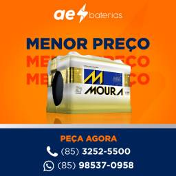 Título do anúncio: Bateria 60 amperes moura do logan - Bateria 60 amperes moura Bateria 60 amperes moura