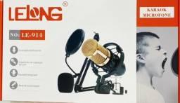 Microfone  lelong 914