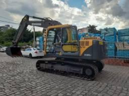 Escavadeira Volvo EC 140 312D 140 Hyundai