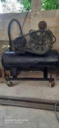 Compressor shulz max 40 msv 10 cv 175 psi
