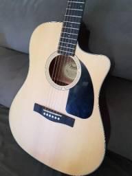 Violão Fender CD-100 Impecável