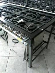 Incrível Promoção!! Fogão 4 Bocas com forno! Direto de fábrica!! 21 96445-1267