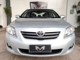 Toyota Corolla 2.0 Altis 16V 2010/2011 Prata - 2011