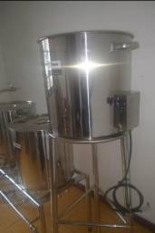 Kit cervejeiro 75 litros glp