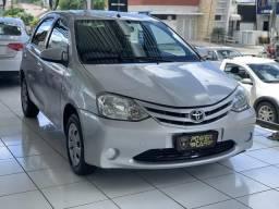 Toyota etios hatch único dono - 2015