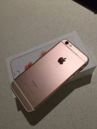 IPhone 6s Rosé 32Gb Completo