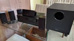 Home Theater Onkyo 5.1 4k 3D