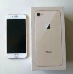Iphone 8 plus Dourado 64gb 3.400,00