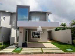 Casa Condomínio Eusébio,206 m2, 4 suítes,lazer completo