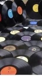 Lote discos vinil Lp sem capa , r$0,90 quantidade a combinar para decoração