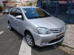 Toyota Etios HB 1.5 XS 16V FLEX 4P MANUAL