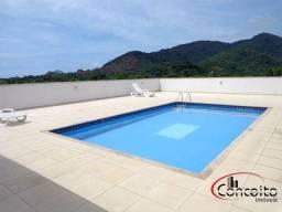 Apartamento à venda com 2 dormitórios em Itaguá, Ubatuba cod:AP49441