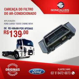 CARCAÇA DO FILTRO DO AR-CONDICIONADO ORIGINAL FORD