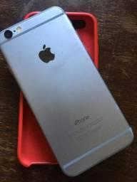 Iphone 6 seminovo bem conservado